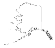photo relating to Printable Maps of Alaska named Map of Alaska: A Useful resource for All Models of Maps of Alaska