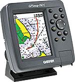 GPS chartplotter
