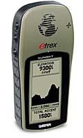 Garmin eTrex Summit GPS receiver