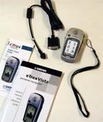 Garmin eTrex Vista GPS receiver package