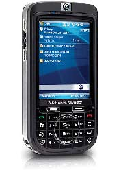 HP iPAQ with GPS