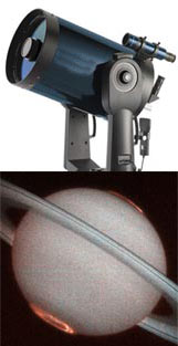 GPS telescope