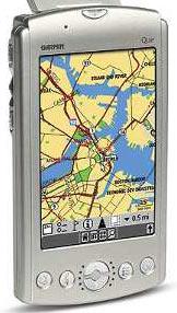 Garmin iq3600 GPS PDA