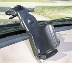 Garmin iQue M5 GPS cradle