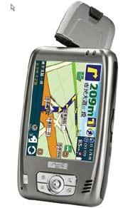 Mio A201 PDA navigator