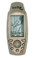 Magellan SporTrak Topo GPS receiver