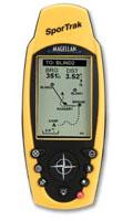 Magellan SporTrak GPS receiver