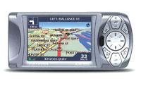 Navman iCN 630 GPS receiver