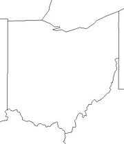 Blank Map Of Ohio Www Picturesso Com