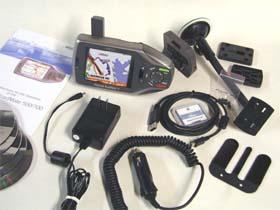 Magellan RoadMate 500 receiver package