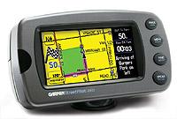 Garmin StreetPilot 2610/2650 GPS receiver