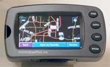 Garmin StreetPilot 2730 GPS receiver