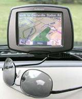 Garmin Street Pilot c340 GPS receiver
