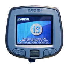 Garmin StreetPilot i3 GPS receiver