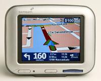 TomTom Go GPS receiver