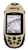 Magellan eXplorist 210 GPS receiver