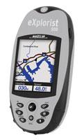 Magellan eXplorist 500 GPS receiver