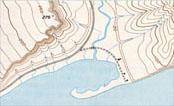 read topo maps