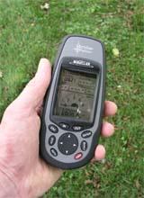 Magellan Meridian Color GPS receiver