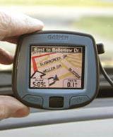 Garmin Street Pilot i3 GPS receiver